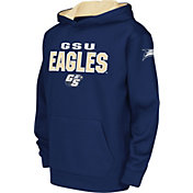 Colosseum Youth Georgia Southern Eagles Navy Fleece Hoodie