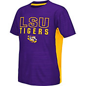 Colosseum Youth LSU Tigers Purple Vault T-Shirt