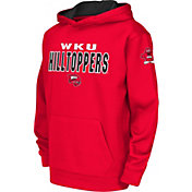 Colosseum Youth Western Kentucky Hilltoppers Red Fleece Hoodie