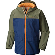 Columbia Boys' Rain-Zilla Jacket