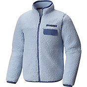 Columbia Girls' Mountain Side Heavyweight Full Zip Fleece Jacket