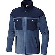 Columbia Men's Steens Mountain Novelty Fleece Jacket