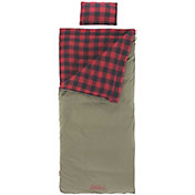 Coleman Big & Tall Big Game 0° Sleeping Bag with Pillow