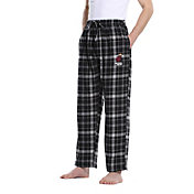 Concepts Sport Men's Miami Heat Plaid Flannel Pajama Pants