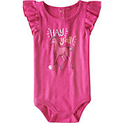 Carhartt Infant Girls' Hay Y'all Onesie