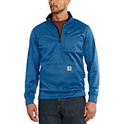 Carhartt Men's Force Extremes Mock-Neck Half-Zip Pullover