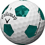 Callaway Chrome Soft Green Truvis Golf Balls - Sports Matter Special Edition - Prior Generation