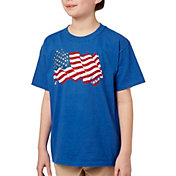 Field & Stream Youth Americana Short Sleeve T-Shirt