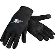 FOCO Oklahoma City Thunder Texting Gloves