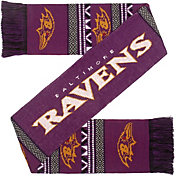 Forever Collectibles Baltimore Ravens Ugly Scarf