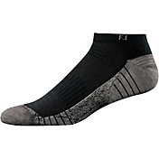 FootJoy Men's TechSof Tour Low Cut Golf Socks