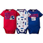 Gerber Infant New York Giants 3-Piece Onesie Set