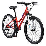 Schwinn Signature Girls' Cimarron 24'' Mountain Bike