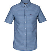Hurley Men's Dri-FIT Sound Short Sleeve Shirt