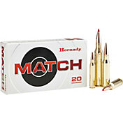 Hornady Match ELD Rifle Ammunition