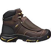 KEEN Men's Mt. Vernon Metatarsal Steel Toe Work Boots