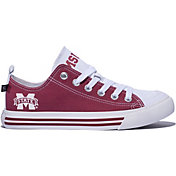 Skicks Mississippi State Bulldogs Low Top Sneaker