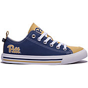 Skicks Pitt Panthers Low Top Sneaker
