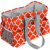 Denver Broncos Quatrefoil Junior Caddy