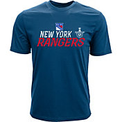 Levelwear Youth 2017 NHL Stanley Cup Playoffs New York Rangers Navy T-Shirt