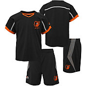 Majestic Boys' Baltimore Orioles Cool Base Legacy Shorts & Top Set