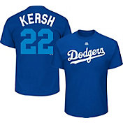 Majestic Men's Los Angeles Dodgers Clayton Kershaw 'Kersh' MLB Players Weekend T-Shirt