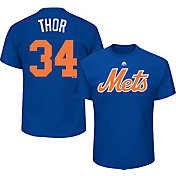 Majestic Men's New York Mets Noah Syndergaard 'Thor' MLB Players Weekend T-Shirt