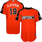 Majestic Men's 2017 National League Charlie Blackmon Home Run Derby Cool Base Jersey
