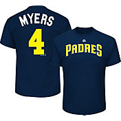 Majestic Men's San Diego Padres Wil Myers 'Myers' MLB Players Weekend T-Shirt