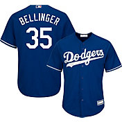 Youth Replica Los Angeles Dodgers Cody Bellinger #35 Alternate Royal Jersey
