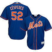 Majestic Youth New York Mets Yoenis Cespedes #52 Royal T-Shirt