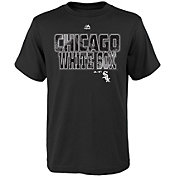 Majestic Youth Chicago White Sox Spark Black T-Shirt