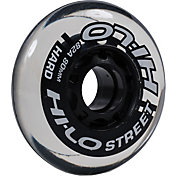 Mission HI-LO Street Roller Hockey Wheels - 4 Pack