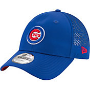 New Era Men's Chicago Cubs 9Forty Perf Pivot Adjustable Hat