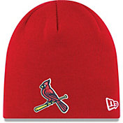 New Era Men's St. Louis Cardinals Knit Hat