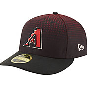 New Era Men's Arizona Diamondbacks 59Fifty Alternate Red Low Crown Authentic Hat