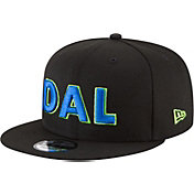New Era Men's Dallas Mavericks 9Fifty City Edition Adjustable Snapback Hat