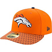 New Era Men's Denver Broncos Sideline 2017 On-Field 59Fifty Fitted Hat