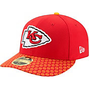 New Era Men's Kansas City Chiefs Sideline 2017 On-Field 59Fifty Fitted Hat