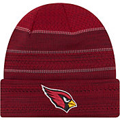 New Era Men's Arizona Cardinals Sideline 2017 On-Field TD Knit Hat
