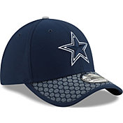 New Era Men's Dallas Cowboys Sideline 2017 On-Field 39Thirty Stretch Fit Hat