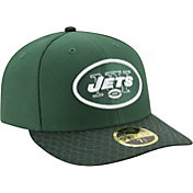 New Era Men's New York Jets Sideline 2017 On-Field 59Fifty Fitted Hat