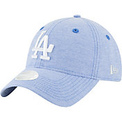 New Era Women's Los Angeles Dodgers 9Twenty Team Linen Adjustable Hat