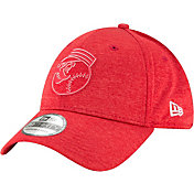 New Era Youth Cincinnati Reds 39Thirty Clubhouse Stretch Fit Hat