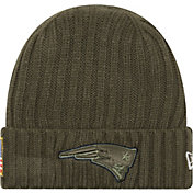 New Era Youth New England Patriots Salute to Service 2017 Knit Hat