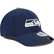 New Era Toddler Seattle Seahawks Junior Team Classic 39Thirty Stretch Fit Hat