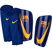 Nike Adult Barcelona Mercurial Lite Soccer Shin Guards