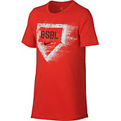 Nike Boys' Dry BSBL Training Graphic T-Shirt