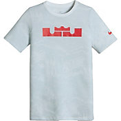 Nike Boys' Dry LeBron Pixel Graphic T-Shirt