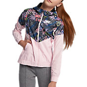 Nike Girls' Fresh Prints Windrunner Jacket